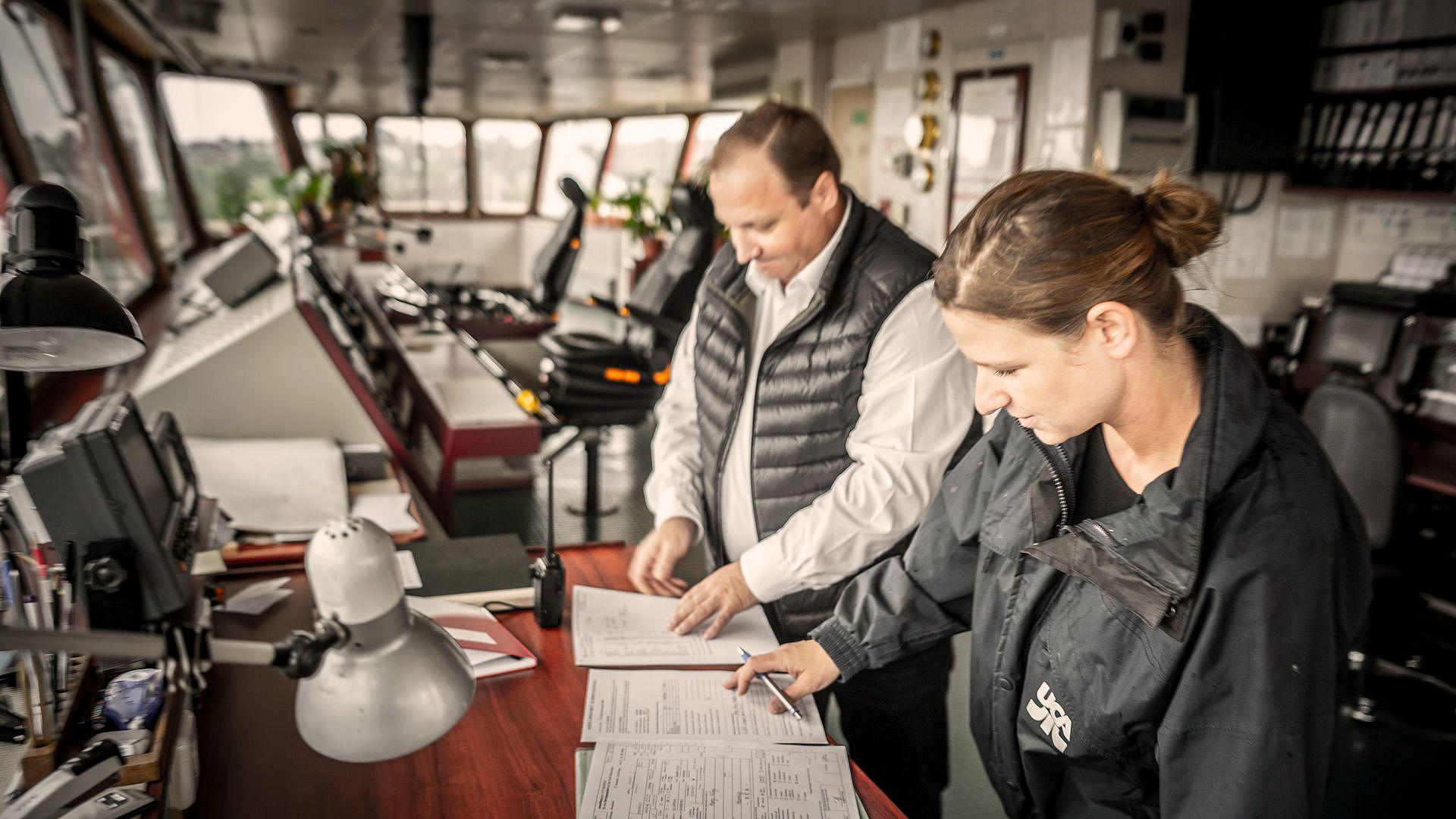 Licensed Kiel-Canal Agents - UCA United Canal Agency GmbH